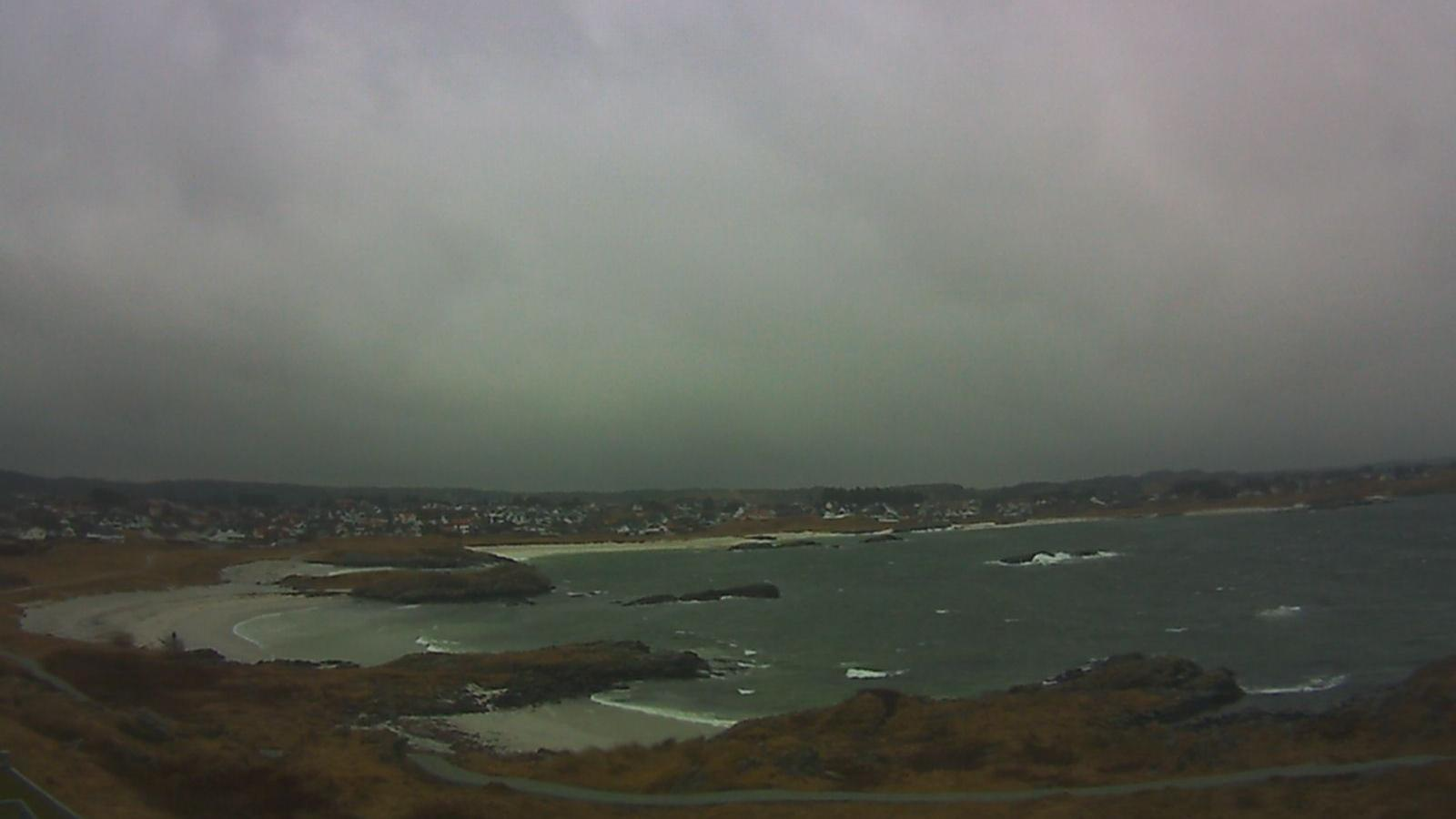 Webkamera Åkrehamn › South-West: Åkrasanden