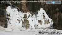 Marktgemeinde Matrei in Osttirol: Eispark Osttirol - Der gr��te k�nstliche Eisklettergarten in �sterreich - Actuales