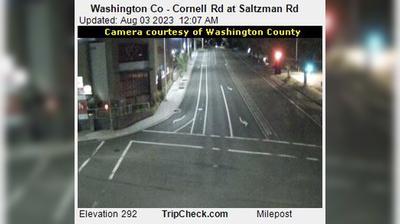 Thumbnail of Cedar Mill webcam at 1:04, Mar 3