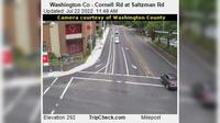 Cedar Mills: Washington Co - Cornell Rd at Saltzman Rd - Recent