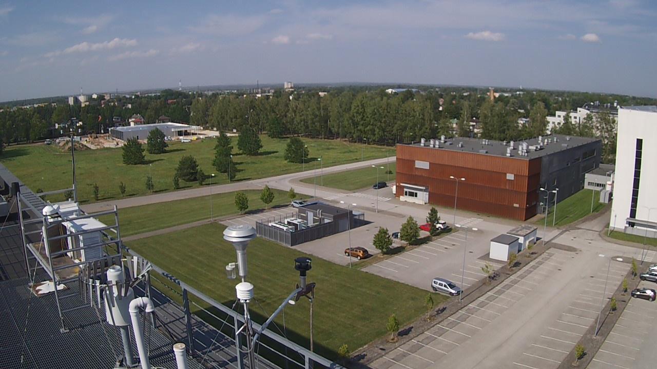 Webcam Tartu: Skyline