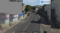 North Cheam: Holloway Rd Nth Rupert Rd - Current