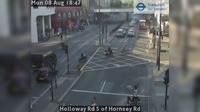 North Cheam: Holloway Rd S of Hornsey Rd - Current