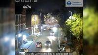 London: South Lambeth Rd/Tradescant Rd - Actuelle