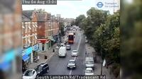 London: South Lambeth Rd/Tradescant Rd - Jour