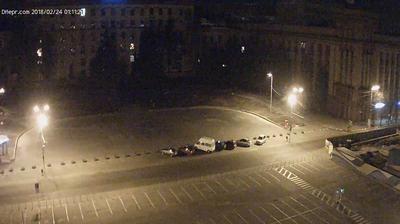 Webkamera Dnipro: Dnipropetrovsk