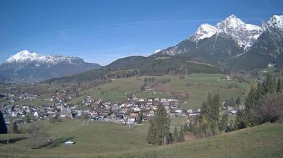 Webcam Bachwinkl: Maria Alm − Panorama