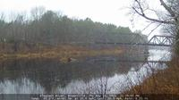 Sebec › North: Pleasant River Dam - Day time