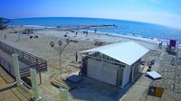 Ultima vista de la luz del día desde Zheleznyy Port › South: Bliss − Chorne Sea