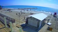 Letzte Tageslichtansicht von Zheleznyy Port › South: Bliss − Chorne Sea