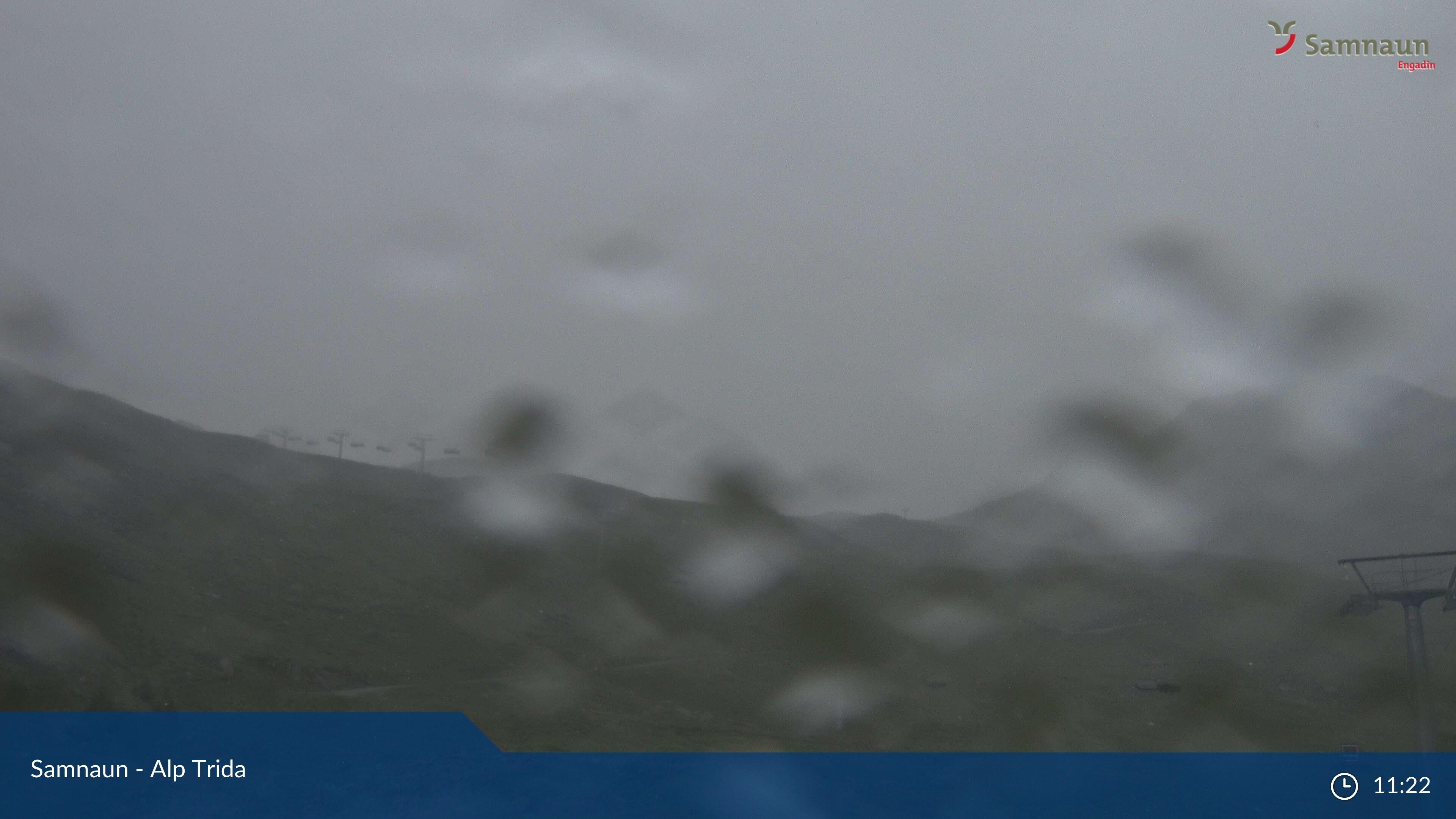 Samnaun-Compatsch: Samnaun - Alp Trida, Sattel