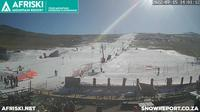 Butha-Buthe District: Afriski Backpackers - Day time