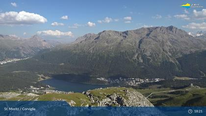 Wetter St. Moritz 7 Tage