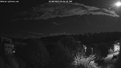Risch-Rotkreuz: Live Webcam Rotkreuz Richtung Süd-Ost