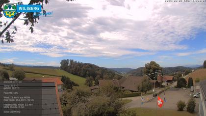 Wiliberg: Bergstrasse