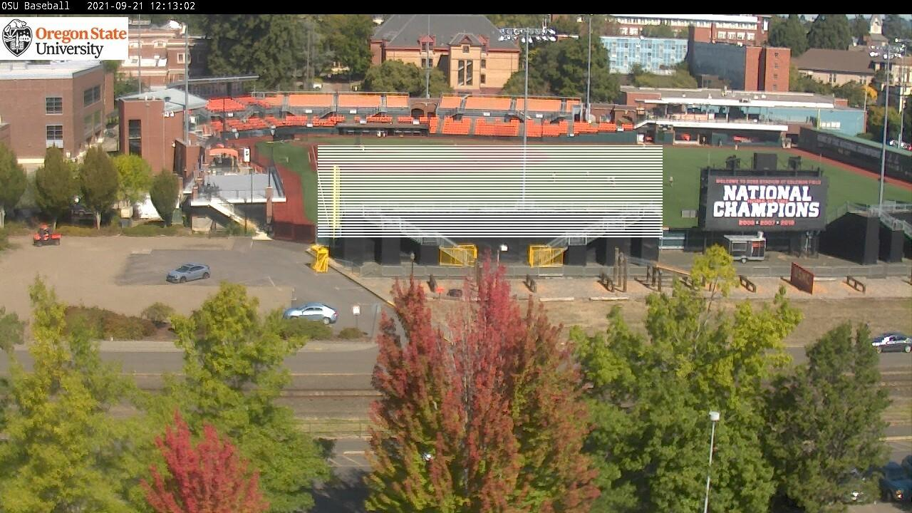 Webcam Corvallis: OSU Goss Stadium