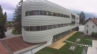 Graz: Jakomini - Baustelle 'Haus der Ingenieure - Overdag