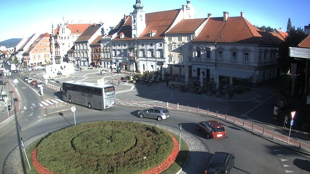 Webcam Maribor: Glavni trg