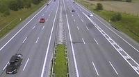 Vejle: Lindet, Horstedvej, Blickrichtung Nord - Dia