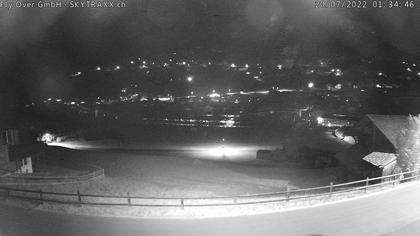 Grindelwald: Grund Blick nach Norden (Reeti, Aellfluh)