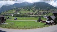 Grindelwald: Grund Blick nach Norden (Reeti, Aellfluh) - Overdag