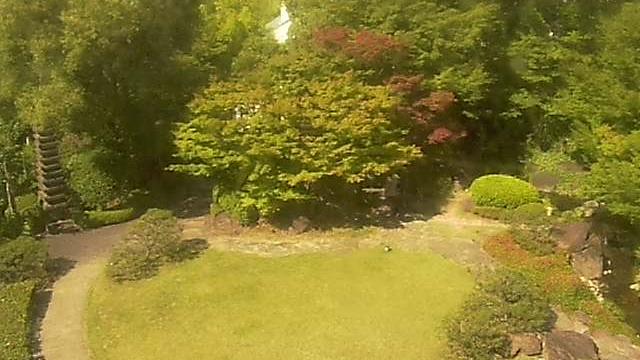 Webkamera 京橋: Taiko-en (Osaka), 太閤園