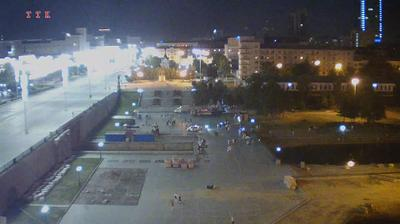 Thumbnail of Yekaterinburg webcam at 8:16, Feb 24