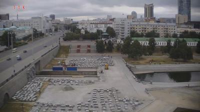 Екатеринбург › Восток: ploshchad' 1905 goda