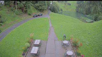 Vue webcam de jour à partir de Garlitt: Seewaldsee