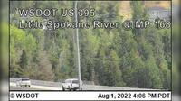 Spokane > North: US  at MP : Little - River () - Recent
