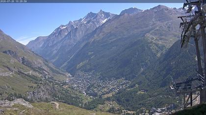 Zermatt: Aroleid - Matterhorn
