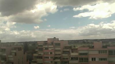 Vue webcam de jour à partir de Poitiers › North East: Aquitaine Limousin Poitou Charentes