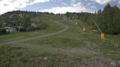 Webcam Lommedalen skisenter › West: fylke − skisenter