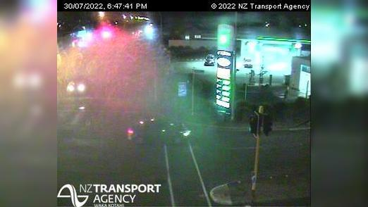 Webcam Claudelands › West: SH1/SH23 Massey St Intersectio