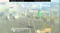 Hamilton > West: SH/SH Massey St Intersection - Overdag