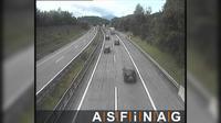 Goriach: A, zwischen Anschlussstelle Velden-Ost und Velden-West, Blickrichtung Arnoldstein - Km , - Dagtid