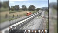 Stadt Hohenems: A, bei Anschlussstelle Dornbirn Süd, Blickrichtung Hörbranz A - D - Km , - El día