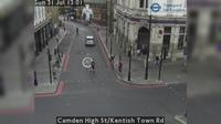London: Camden High St/Kentish Town Rd - Jour
