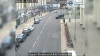 London: Upper Richmond Rd/Oxford Rd - Jour