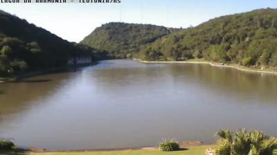 Webcam Arroio da Sêca: Lagoa da Harmonia