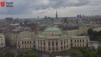 Vienna: Rathausplatz I - Recent