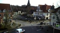 Ankum: Bersenbrücker Marktplatz - Overdag
