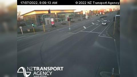 Webcam Fendalton › West: Blenheim Rd − Wharenui Rd, Chris