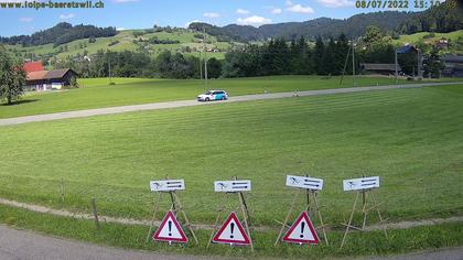 Bäretswil: Langlaufloipe