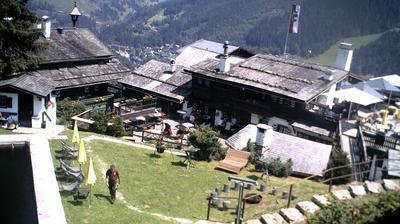 Daylight webcam view from Bad Gastein