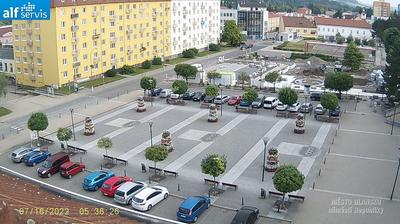 Gambar mini Webcam Rajec-Jestrebi pada 11:05, Apr 17