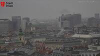 Innere Stadt: Riesenrad,Unocity,Schottenstift - Dia