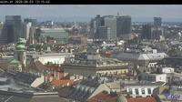 Innere Stadt: Riesenrad,Unocity,Schottenstift - El día