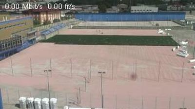 football field of FC Metalist (Харків, футбольне поле ФК Металіст)