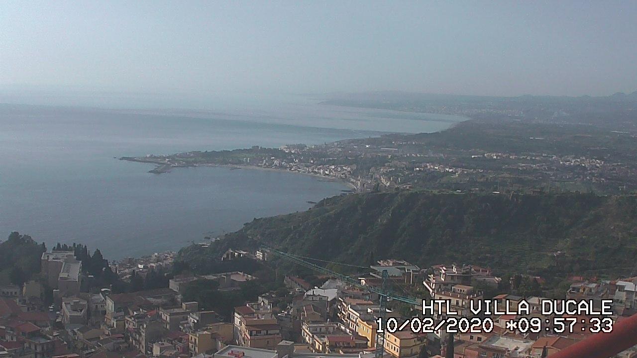 Webcam Taormina